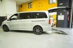 Mercedes Clase V / VITO 5+silla o hasta 9 Plazas